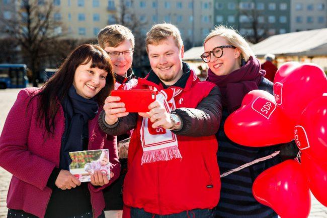 SDP jatkaa kampanjointia digitaalisin keinoin koronaviruksesta huolimatta